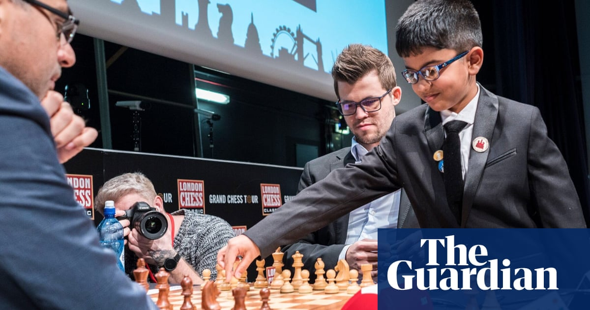 Visa battle to keep child chess prodigy Shreyas Royal in the UK | UK news | The Guardian