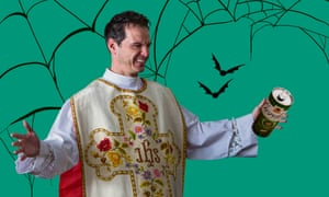 Gin and a sin: Andrew Scott as Fleabag's Hot Priest.
