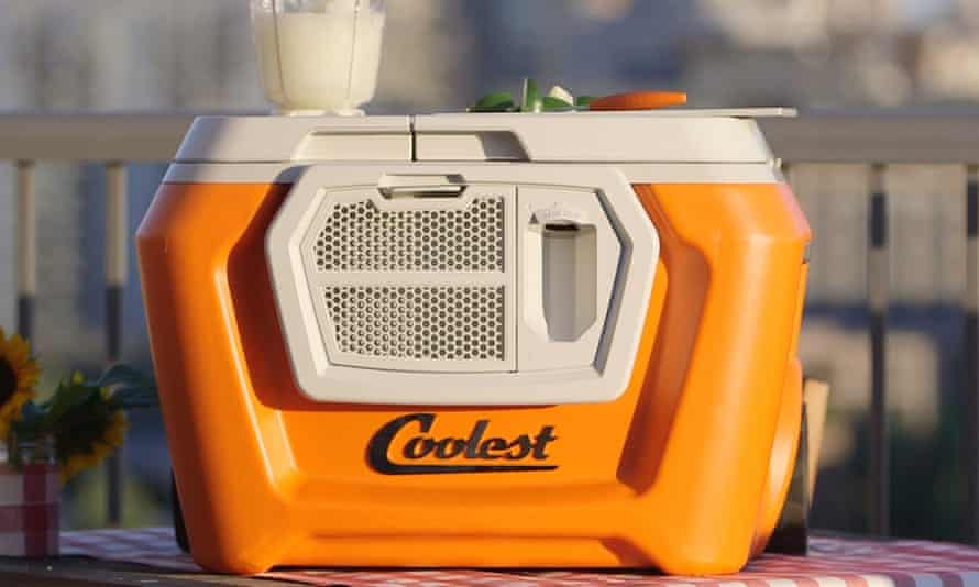 The Coolest Cooler shattered Kickstarter records with funding of $13m, against a target of $50,000.