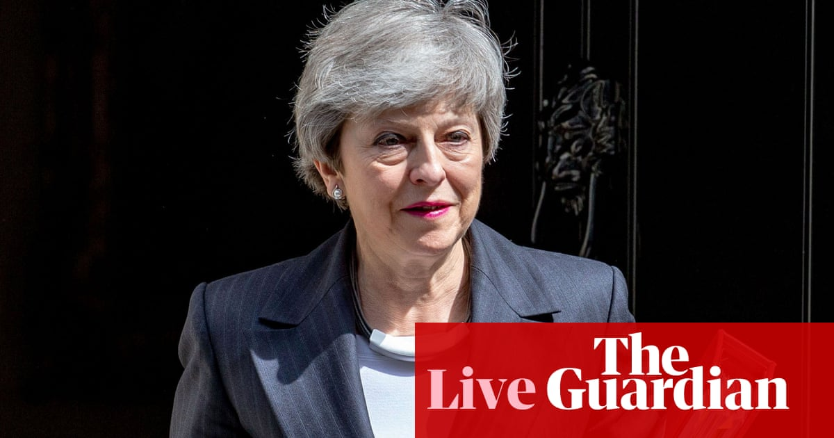 May close to abandoning Brexit bill amid growing cabinet backlash – as it happened