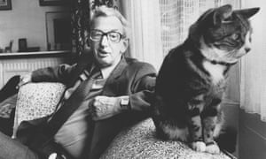 Eric Hobsbawm with Ticlia, adopted by his family in 1971