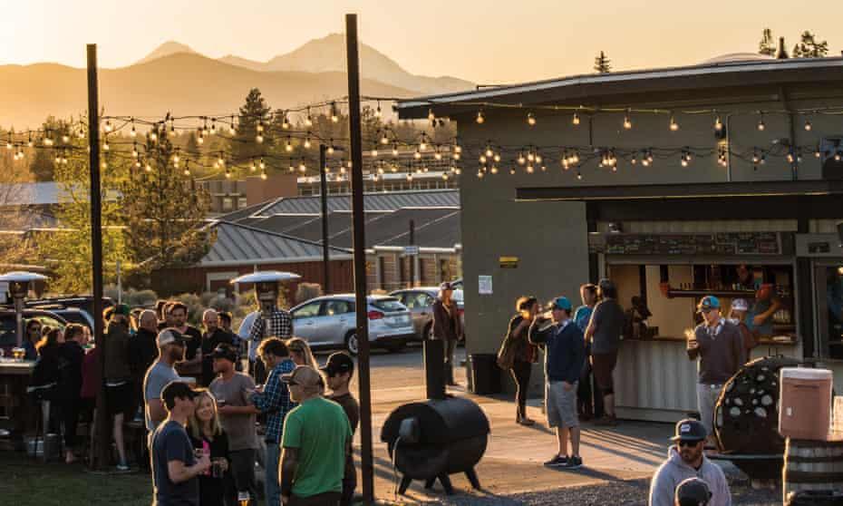 Crux Fermentation, Bend, Oregon