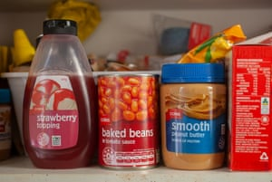 Home-brand groceries