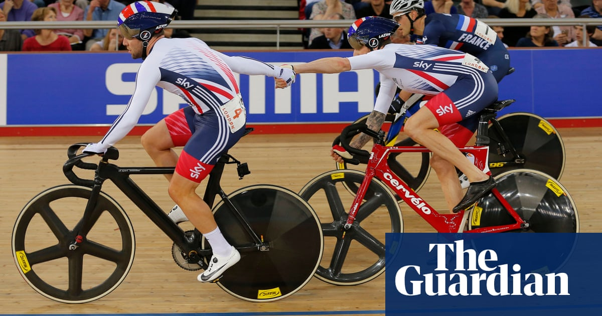 24083aad1 Bradley Wiggins and Mark Cavendish double act is something to savour ...