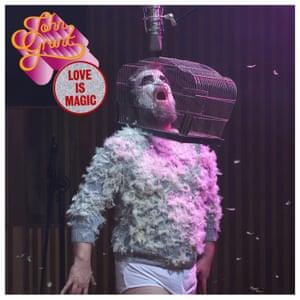 John Grant: Love Is Magic album artwork