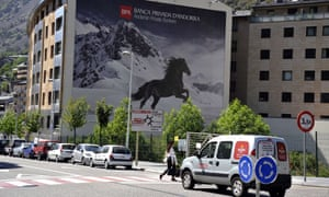 Banco Privada d'Andorra (BPA) was taken over by regulators in a bribery scandal.
