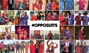 The full Opposuits range