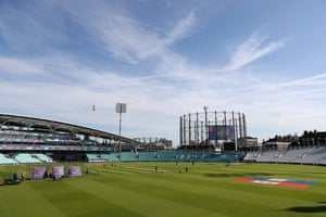 The Oval will be packed for the biggest fixture of the World CUp so far.