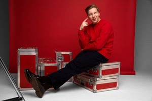 George Ezra, who has three Brit nominations in 2019.