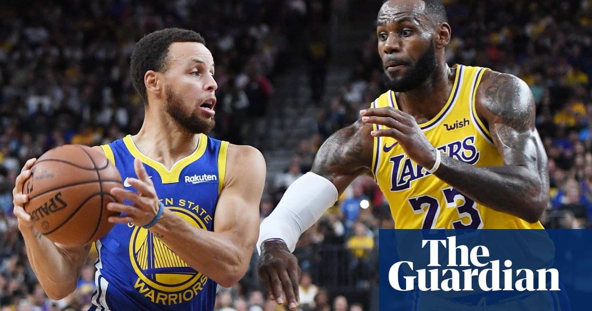 LeBron v Steph: the NBA's play-in tournament gets a dream matchup