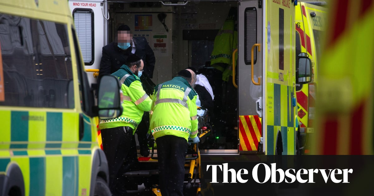Johnson will vow to repair damaged NHS to lock in election gains