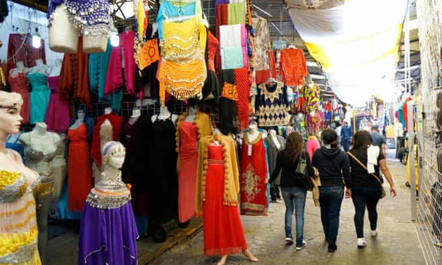 Lagunilla Market