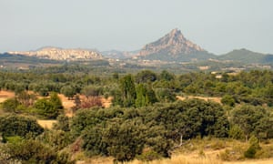 Santa Bàrbara and Horta de Sant Joan, Catalonia, Spain.