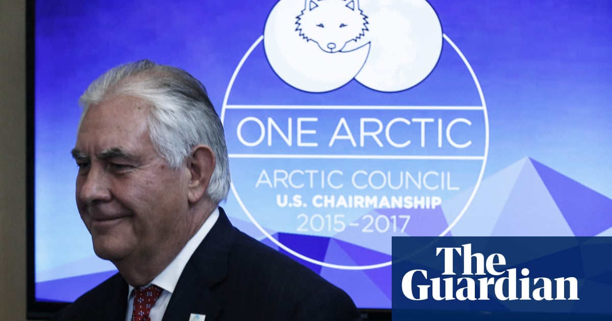 Us Signs Treaty To Protect Arctic Giving Some Hope For Paris