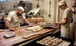 A bakery in Athens. Tax hikes, spending cuts and detailed regulations for retailers are on the horizon for Greece.