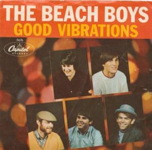 Technological, but sensual and spiritual ... the Beach Boys. Photograph courtesy of Jon Savage