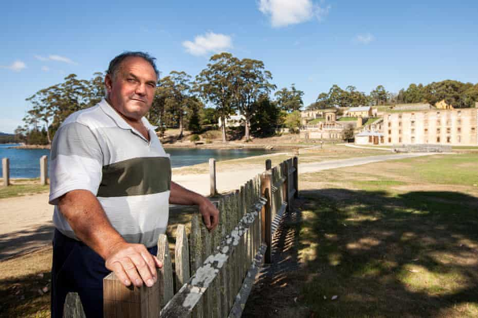 Ian Kingston, a survivor of the 1996 Port Arthur massacre, reflects on his experiences at the historic site, nearly 20 years after the shootings