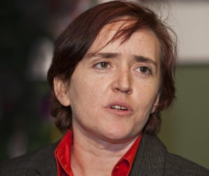 Anne Marie Waters was barred from standing for Ukip in the last general election.
