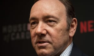 Kevin Spacey's career is suffering due to a cascade of allegations.