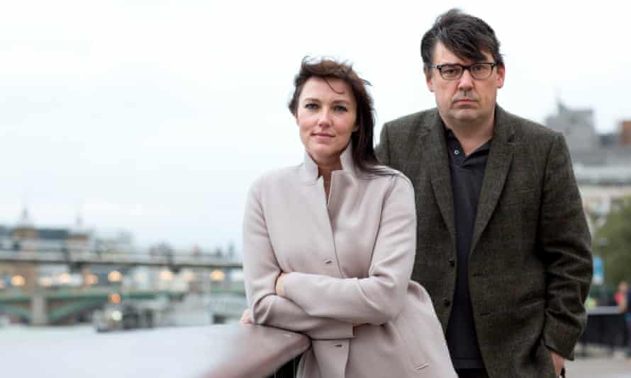 Helen and Graham Linehan