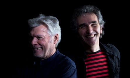 Stories about 'this broken land' ... Jez Lowe and Steve Tilston.