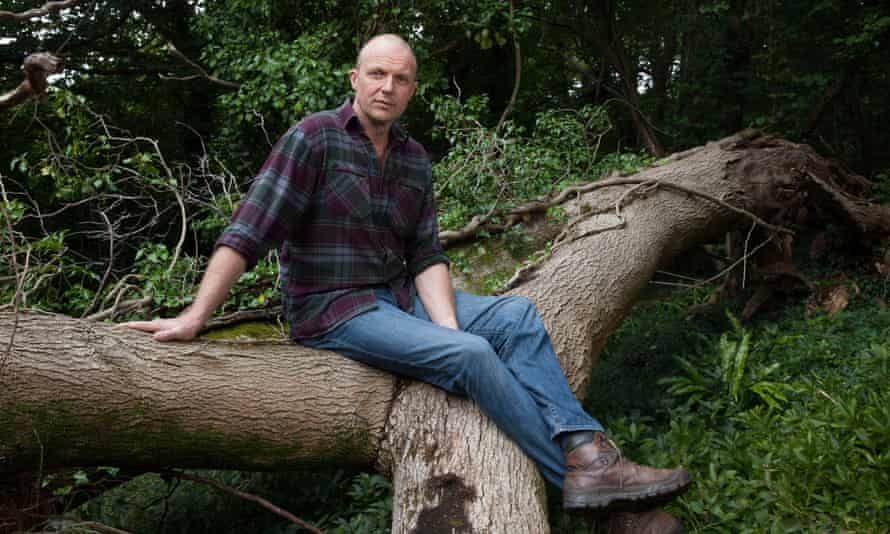 Emmy award-winning cameraman James Aldred grew up near the New Forest