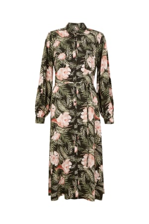 Midi shirt dress, £45, by Per Una, from Marks and Spencer