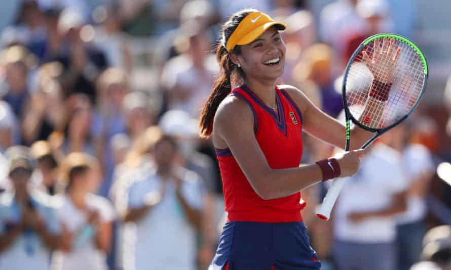 US Open 2021: 18-year-old British sensation continues sublime form, moves into the Round of 16, defeats Spain's Sara Tormo in straight sets