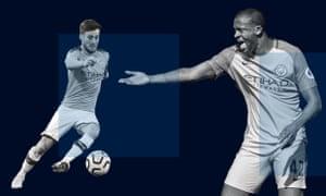 David Silva and Yaya Touré helped Manchester City into title-winning machines.