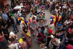 Coyolillo carnival