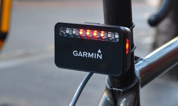 Garmin Varia Rearview Radar review: bike light that shows