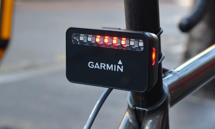Garmin Varia Rearview Radar review: bike light that shows when cars