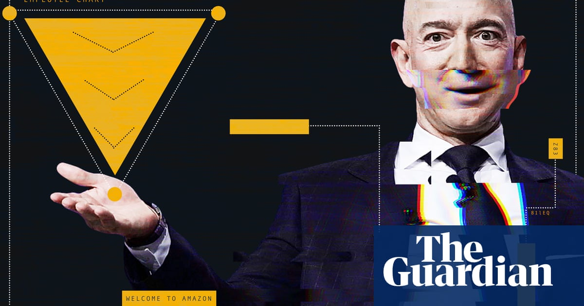 Our new column from inside Amazon: 'They treat us as disposable'