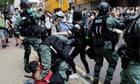 Hong Kong crisis: China pledges to 'support' territory's police as US warned not to interfere thumbnail