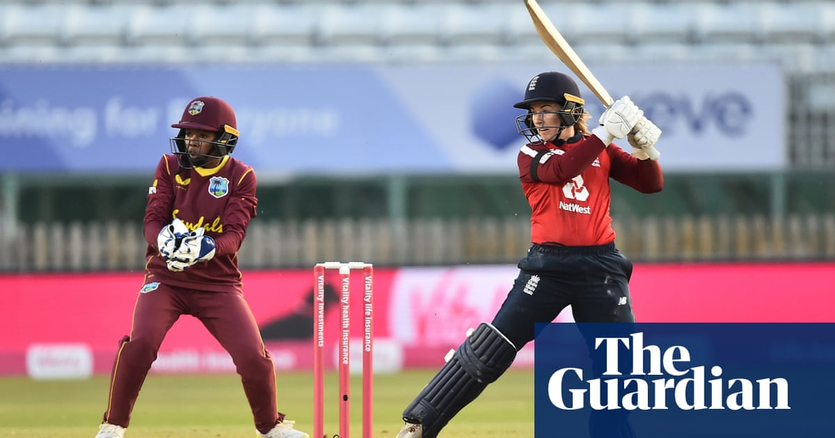 Tammy Beaumont gives England a winning return against West Indies
