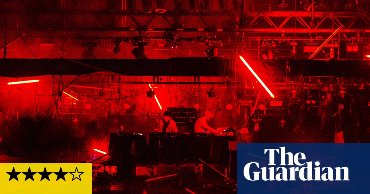 Music of Stranger Things review – sonic savagery from the Upside