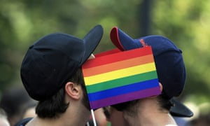 Gay Pride parade in Bucharest