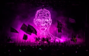 Chemical Brothers, Other Stage 2019Much anticipated and greatly received, the Chemical Brothers delivered in classic style at last year's festival. It was an absolutely banging set and the mind-blowing visuals made photographing it an absolute doddle (except for all the flags I had to shoot through!)
