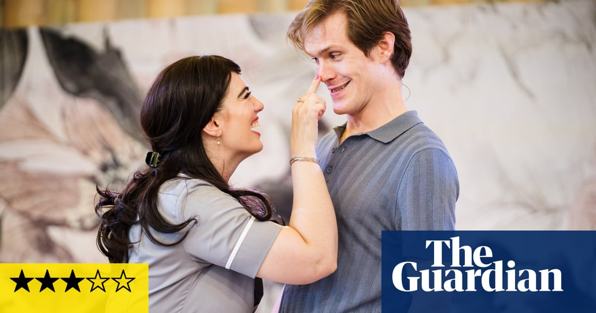 The Game of Love and Chance review – a farcical romance made in Chelsea