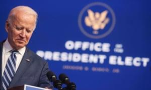 Biden speaks in Delaware.