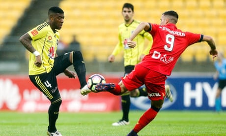 Phoenix extend unbeaten A-League run with draw against Adelaide