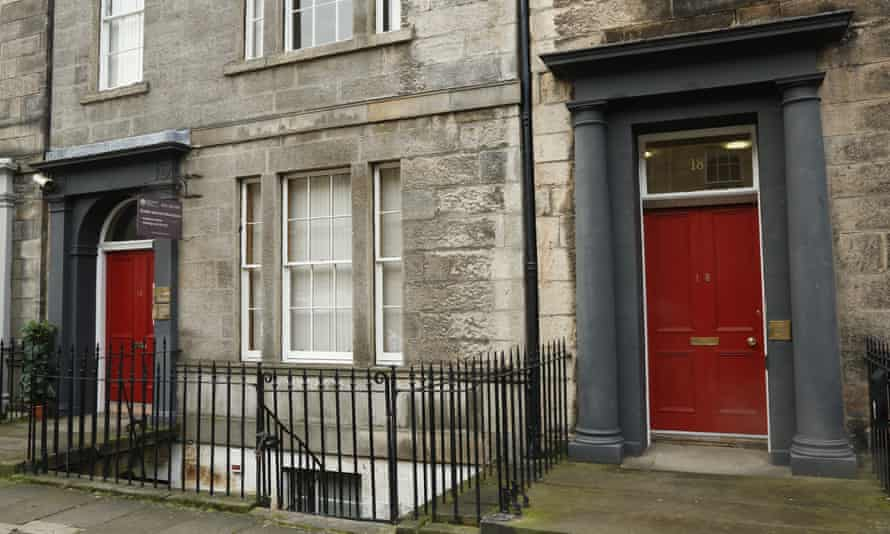 Cognitive Cloud LP allegedly operates out of 18 Forth Street, Edinburgh.