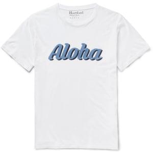 Aloha, £55, by Hartford, from mrporter.com.