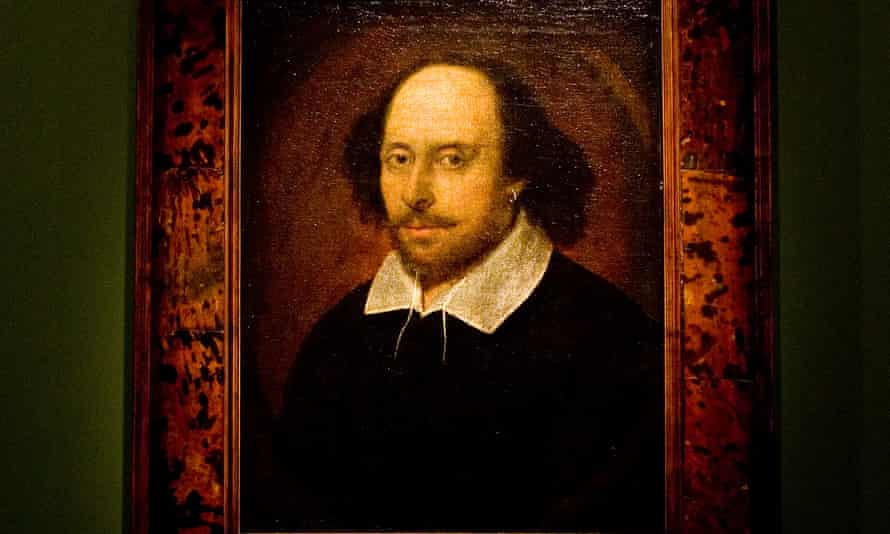 The 'Chandos portrait', believed to be of Shakespeare, will be part of a major exhibition of British portraits to open at the Tretyakov gallery in Moscow on Friday.