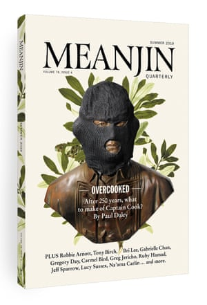 Meanjin's  summer cover