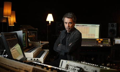 "2016-04-15    Jean-Michel Jarre and Edward Snowden collaborate on new song ""Exit"" – video.   (Snowden is penetrating, as usual!)"