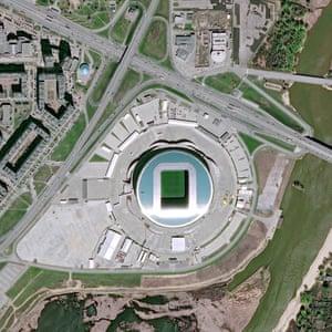 The Kazan Arena