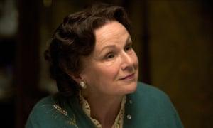 Small-screen return ... Julie Walters as Mrs Keogh in John Crowley's Brooklyn.