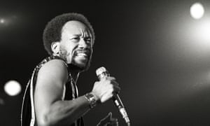 Maurice White and fellow members of Earth, Wind & Fire bestrode the pop scene like magnificently attired angels of funk.