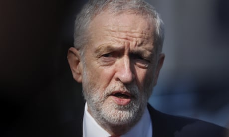 Jeremy Corbyn declines invitation to state banquet for Donald Trump